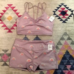 Lotus Short + Top Set